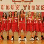 Girls Varsity Basketball Win Home Opener over Monroeville
