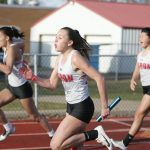 Huron Track Teams Run Down Willard