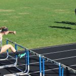 Garbe Shatters 23-Year-Old Record, Huron Track Teams Sweep Edison in Dual