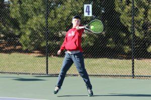 Boys Tennis 4.3.19
