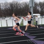 Tiger Track Teams Sink Vermilion In Dual