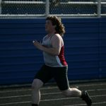 Huron Track Teams Battle Oak Harbor, Clyde in Tri-Meet