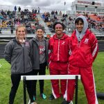 Girls Finish 2nd, Boys 3rd, At SBC Track Championships