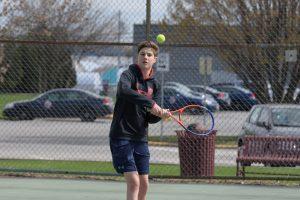Boy's Tennis 4.23.19