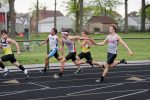 Huron Battles The Big Dogs At Euclid Relays