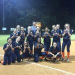 North Springs High School Varsity Softball beat Riverwood High School 10-5