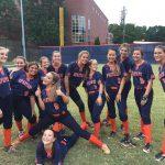 Girls Varsity Softball vs * Banneker 13 – 1