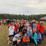 Cross Country competes at Region 6-AAAAA Championships