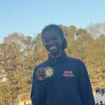 Saran Kouyeth captures Gold in 400 and 200 at Fulton County Meet