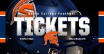 Football Tickets vs Woodland 9/25 – Now Available