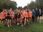 Boys and Girls Cross Country Qualify for State!