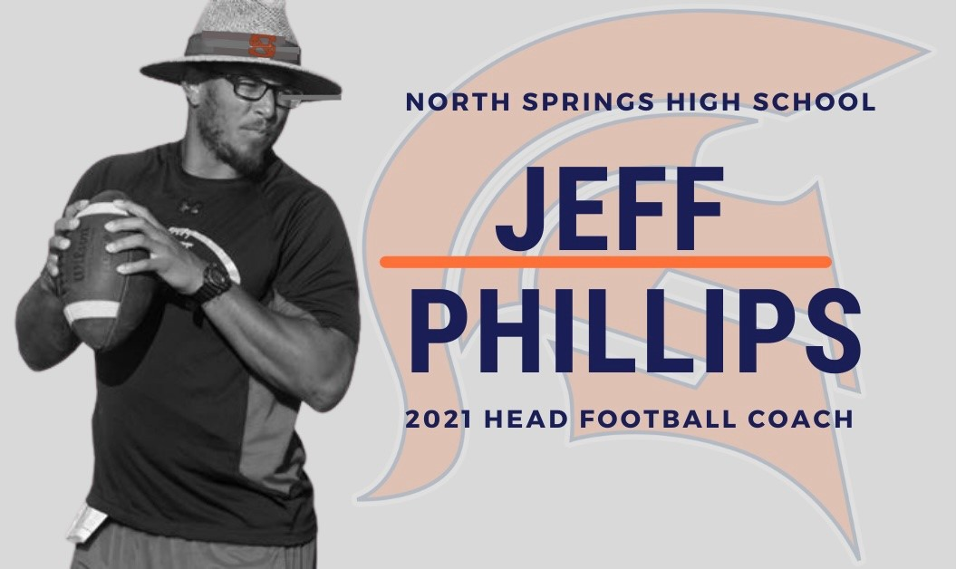 Welcome New Head Football Coach – Jeff Phillips