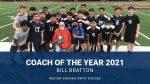 Bill Bratton Earns Boys Soccer Coach of the Year