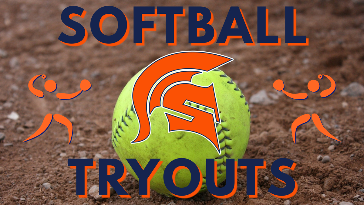 Softball Tryouts Announced