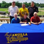 Landon Cole Signs with Ancilla College