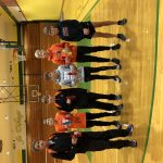 Boys Middle School Cross Country finishes 2nd place at RRC Meet