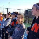 Girls Varsity Tennis finishes 4th place at Jimtown 4-Way Invite
