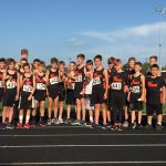 Boys Middle School Cross Country finishes 1st place at Wabash County Meet