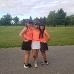 Girls Varsity Golf beats Mississinewa 189 – 252 on Senior Night