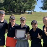 Girls Varsity Golf Wins TRC