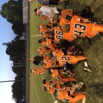 Boys C Team Football beats Peru 22 – 16