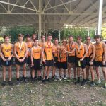 Boys Varsity Cross Country finishes 1st place at Apache Invite