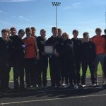 Boys Varsity Cross Country Wins TRC Title