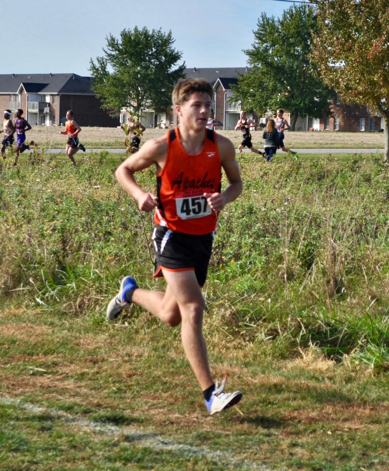 Athlete of the Week: Dereck Vogel