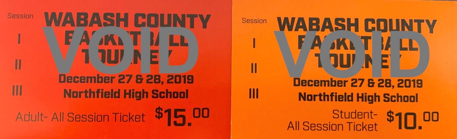 2019 Wabash County Tourney