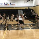 Lady Apaches Tame The Lady Zebras 41-5
