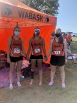 Girls Varsity Cross Country Competes at Jacob Graf Memorial Invite