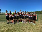 Boys Middle School Cross Country finishes 1st place at T H Savings Bank Invitational