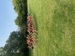 Girls Middle School Cross Country finishes 1st place at RJ Baskett/Peru