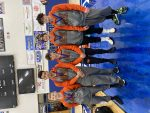 Boys Varsity Wrestling finishes 2nd place at Wabash County Championship