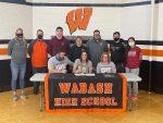 Mariah Wyatt Signs to IU East Volleyball