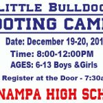 Little Bulldog Shooting Camp