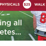 Sports Physical Locations – St. Als