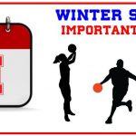 Winter Sports General Info