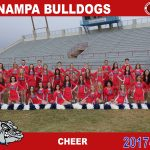 District Cheer – Schedule of Events