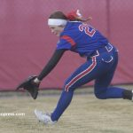 Eagle Outscores Nampa is Softball Conference Play