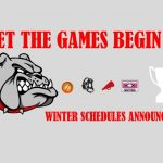 Winter Schedules Announced