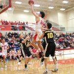 Junior Varsity Boys Basketball 2018-19