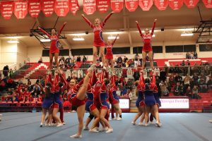 Competitive Cheer 2018-19