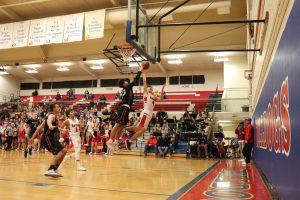 Boys Varsity Basketball 2018-19 vs. Ridgevue
