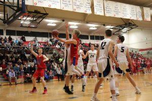 Boys Varsity Basketball 2018-19 vs. Middleton