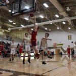 Boys Varsity Basketball District Tournament vs. Bishop Kelly 2018-19