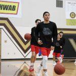 Boys Varsity Basketball vs. Middleton District Tournament 2018-19