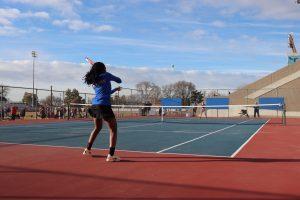 Nampa Tennis 2018-19