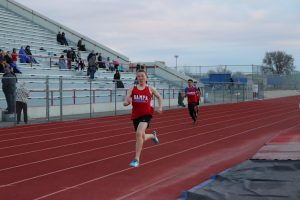 Nampa Track and Field 2018-19