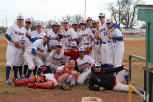 Varsity Baseball: 2018-19